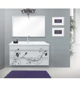 ארון אמבטיה דגם מלדיב