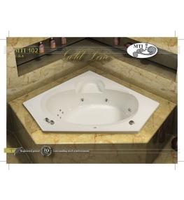 אמבטיה MTI 102
