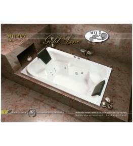 אמבטיה MTI 106