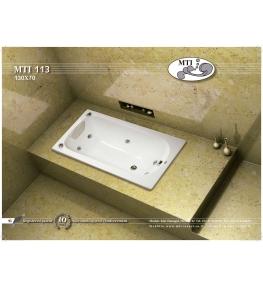 אמבטייה MTI 113