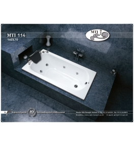 אמבטייה MTI 114
