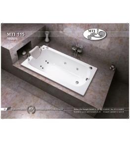 אמבטייה MTI 115
