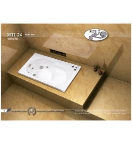 אמבטייה MTI 24