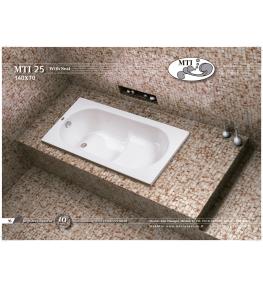 אמבטייה MTI 25