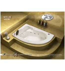 אמבטיה MTI 28