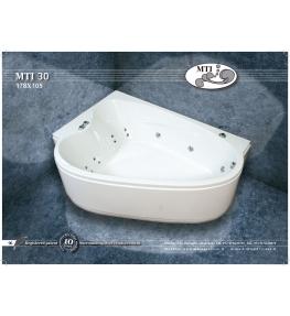 אמבטיה MTI 30
