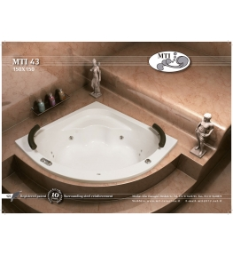 אמבטיה MTI 43