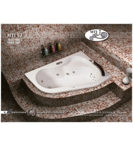 אמבטיה MTI 52