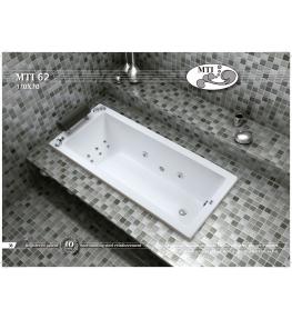 אמבטיה MTI 62