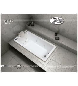 אמבטיה MTI 64