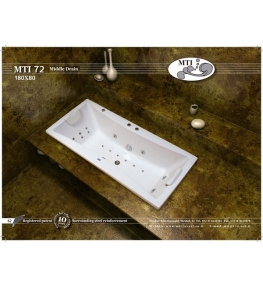 אמבטיה MTI 72