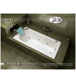 אמבטיה MTI 83