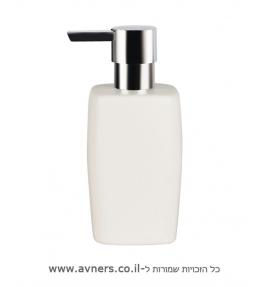 RETRO דיספנסר לסבון נוזלי לבן