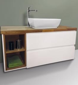 ארון אמבטיה דגם stella בוצ'ר