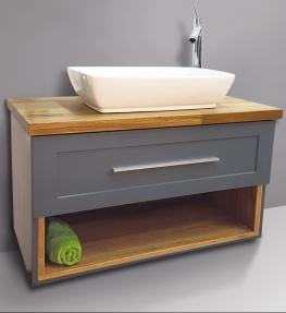 ארון אמבטיה דגם Fredy בוצ'ר