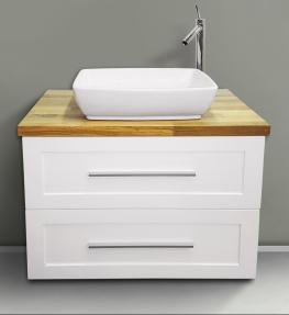 ארון אמבטיה דגם pure בוצ'ר