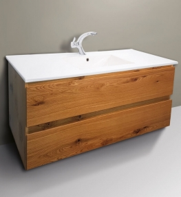 ארון אמבטיה דגם ווד